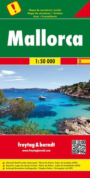 F&B Mallorca 1:50.000