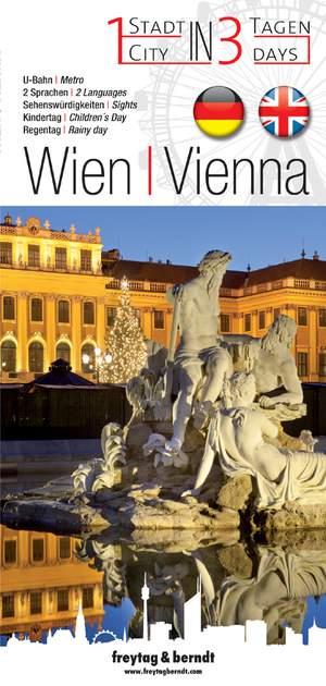 Wien / Vienna guide E/G 1Stadt in 3 Tagen