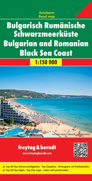 F&B Bulgaarse en Roemeense Zwarte Zeekust