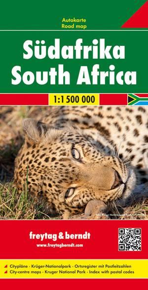 F&B Zuid-Afrika, Kruger Nationaal Park, Kaapstad