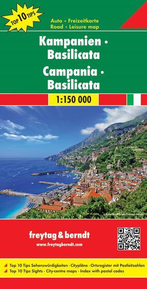 F&B Campania , Napels , Amalfikust , Basilicata