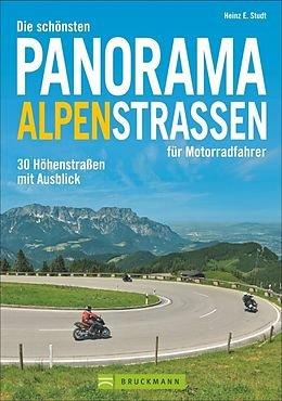 Die Schonsten Panorama Alpenstraen Fur Motorradfahrer