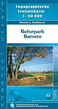 Barnim Np Fzk 1:50.000 Br 18