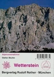 Wetterstein Alpenvereinsfuhrer