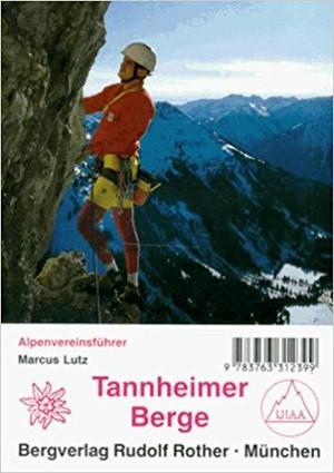 Tannheimer Berge Alpenvereinsfuhrer