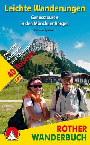 Leichte Wanderungen (wb) 40T Garmisch&Chiemgau