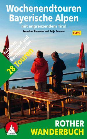 Bayerische Alpen Wochenendtouren (wb) 28T GPS Tirol