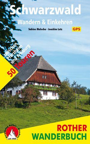 Schwarzwald (wb) 50T GPS Wandern & Einkehren