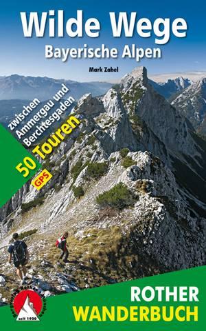 Wilde Wege Bayerische Alpen (wb) 50T GPS