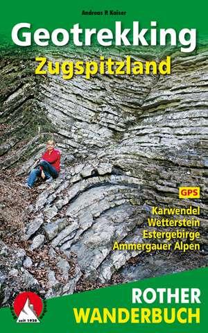 Geotrekking Zugspitzland (wb) 42T GPS