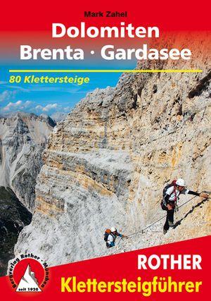 Dolomiten - Brenta & Gardasee (kf) 80 klettersteige