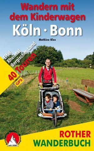 Köln - Bonn (wb) 40T Wandern mit Kinderwagen