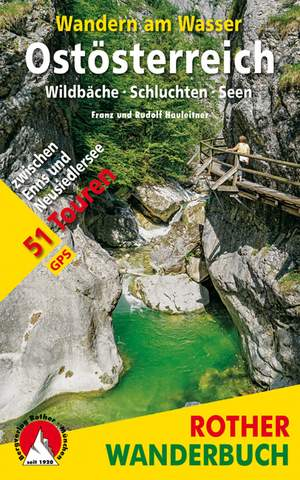 Ostösterreich (wb) 51T GPS Wildbäche - Schluchten