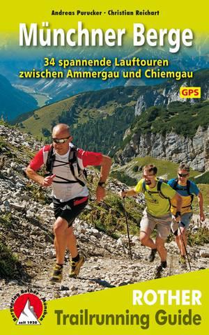 Münchner Berge (tg) 34T GPS zw Ammergau & Chiemgau