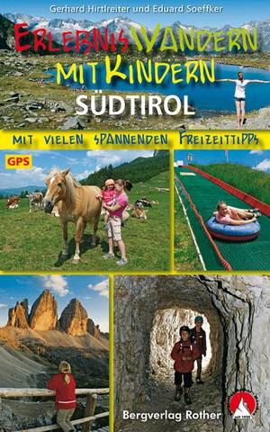 Südtirol - Erlebniswandern mit Kindern (wb) 36T GPS