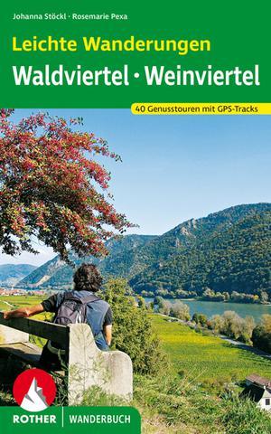 Genusstouren im Wald- und Weinviertel (wb) 40T GPS