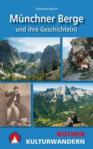 Münchner Berge (kw) 25T GPS ihre Geschichten