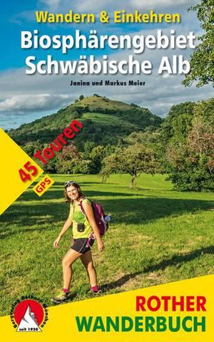 Schwäbische Alb Biosphärengebiet (wb) 45T GPS