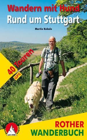 Stuttgart rund um - Wandern mit Hund (wb) 40T GPS