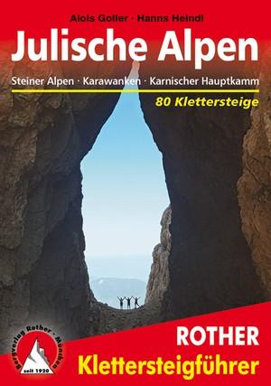Klettersteige Julische & Steiner Alpen (wf)
