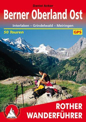 Berner Oberland - Ost (wf) 50T Interlaken-Grindelwald GPS
