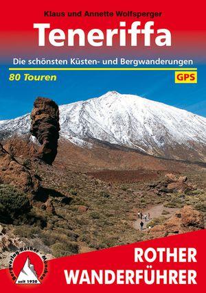 Teneriffa 80T GPS schönsten Küsten-& Bergwanderungen