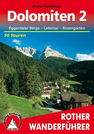 Dolomiten 2 (wf) 50T Eggentaler Berge-Latemar-Rosengarten
