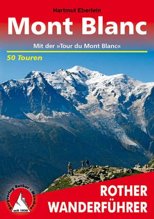 Rother WF Mont-Blanc 50 touren