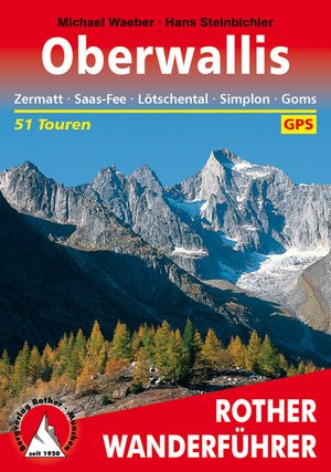 Wallis : Oberwallis(wf) 51T GPS Zermatt-Saas Fee-Lötschental