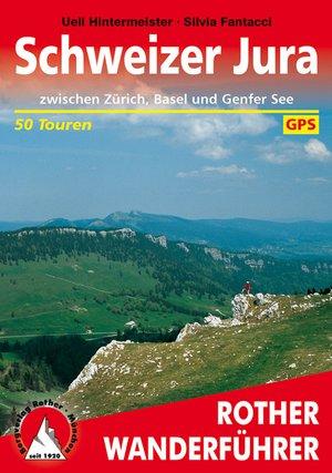 Schweizer Jura zwischen Zürich,Basel&Genfer See(wf) 50T