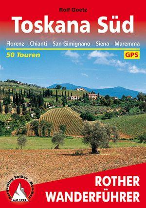 Toskana Süd (wf) 50T GPS Florenz-Chianti-Siena-Maremma