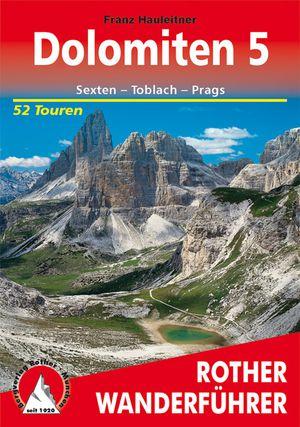 Dolomiten 5 (wf) 52T Sexten-Toblach-Prags