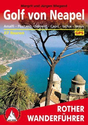 Golf von Napel (wf) 57T GPS Amalfi - Positano - Capri -Vesuv
