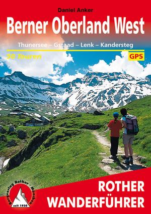 Berner Oberland West (wf) 50T Thunersee-Gstaad-Lenk