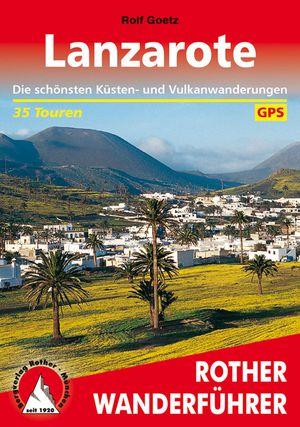 Lanzarote (wf) 35T GPS Küsten & Vulkanwanderungen