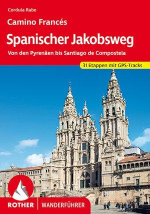 Jakobsweg Spanischer (wf) 41T GPS Pyrenäen bis Santiago