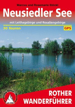 Neusiedler See (wf) 50T GPS Leithagebirge & Rosaliengebirge
