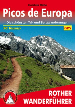 Picos de Europa (wf) 50T GPS Tal- & Bergwanderungen
