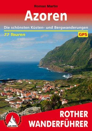 Azoren (wf) 86T GPS schönsten Küsten&Bergwanderungen