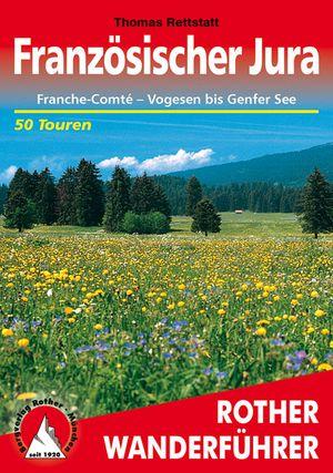 Französischer Jura (wf) 50T Vogesen bis Genfer See