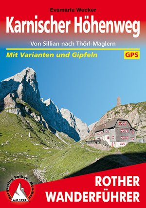 Karnischer Höhenweg (wf) GPS Sillian - Thörf-Maglern