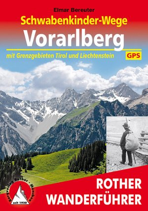 Voralberg (wf) GPS Schwabenkinder-Wege Tirol&Liechenstein