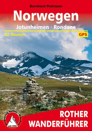 Norwegen (wf) 52T GPS Jotunheimen-Rondane