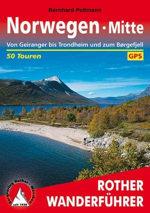 Norwegen Mitte (wf) 50T GPS Geiranger-Trondheim