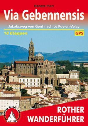 Via Gebennensis (wf) 18T Jakobsweg Genf - Puy-en-Velay