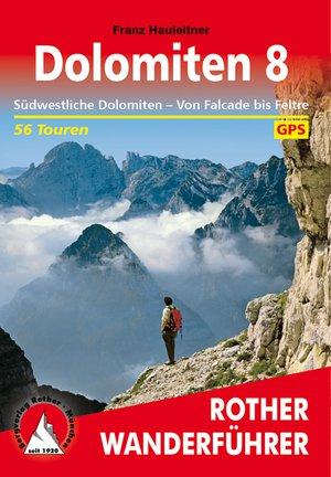 Dolomiten 8 - Südwestliche Dolomiten (wf) 56T