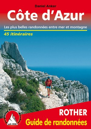 Côte d'Azur guide rando