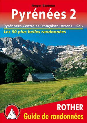 Pyrénées 2 guide rando 58T