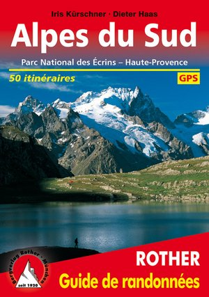 Alpes du Sud guide rando 50T