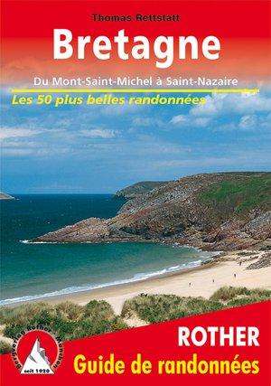 Bretagne guide rando 50T Mt-St-Michel à St-Nazaire